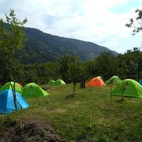 Vardzia camping