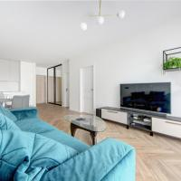 Brand new apartment at the very center of business city life