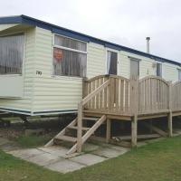 8 berth caravan