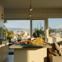 Downtown apartment with best view of Athens