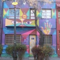 Wild Santiago Hostel
