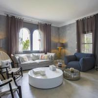 ArtLuxe villa with breakfast and parking