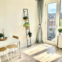 Beautiful studio by the cannel in Central Amsterdam
