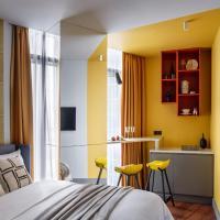 IQ-апартаменты в Москва-Сити