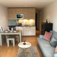 Luxury Chelsea harbor studio