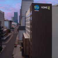 Home2 Suites By Hilton Nashville Downtown Convention Center
