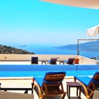 Kalkan Sea View Private Villa