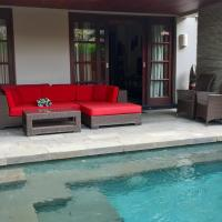 Ruby 3 Bedrooms Suite with Pool at Nusa Dua Bali