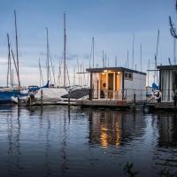Das kleine Hausboot am Wannsee