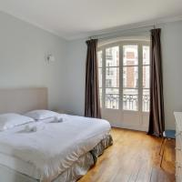 5 people Apartment close to Eiffel tower by Weekome