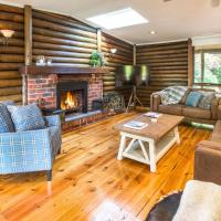 Barbers Lodge - Sophisticated Log Cabin