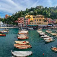 Your Window on Portofino