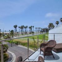 Oceanfront House near Venice Beach