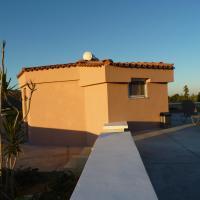 Almyros Studio 3 with sea and lake views