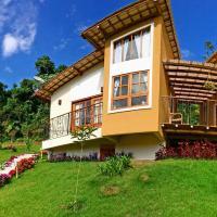 Eco Pousada Quaresmeiras, hotel in Domingos Martins