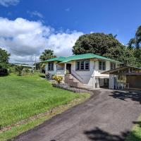 Spacious Historic Estate ~ 5 min walk to Hilo and Bayfront