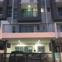 96family homestay ipoh#13~16pax(Bendahara Residence)
