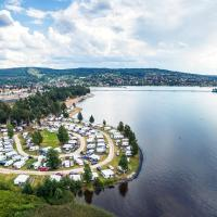 Siljansbadet Camping (Empty lots)