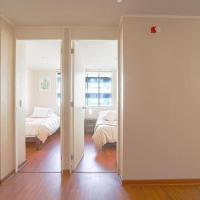 Moderno y cómodo departamento frente al malecón