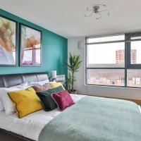 The Exquisite Penthouse of Leeds - Sleeps 8