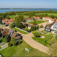 The Chase Cottage Osea Island Escape for 6