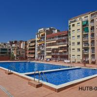 Plaza España Pool