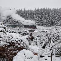 Ferienwohnung Bimmelbahn-Blick