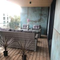 2019 Luxury Apartment with a huge balcony