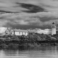 Eilean Sionnach Lighthouse Cottage