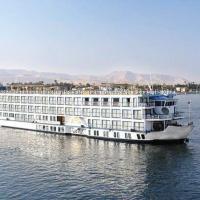 M/S Al Nabilatan - 04 & 07 Nights each Saturday from Luxor - 03 Nights each Wednesday from Aswan