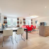 Kinness House, Luxury Apartment with Parking