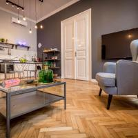 Brand New amazing apt. In the Heart of Budapest