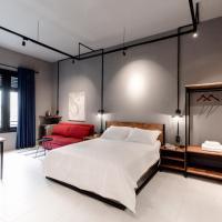 CIRCADIAN Industrial Studios on Nguyen Hue