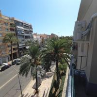 Квартира с видом на пальмы