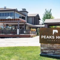 Park City Peaks, hotel in Park City