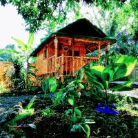 Moalboal Bamboo House / Rooms