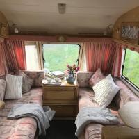caravan on private Croft