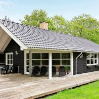 Three-Bedroom Holiday home in Nørre Nebel 4
