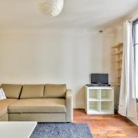 Comfortable studio near Roland Garros