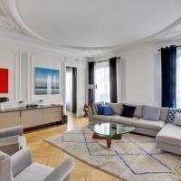 Appartement de luxe 16ème Haut de gamme LD11