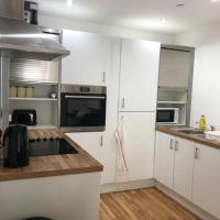 Manchester Tower Apartment, Media city Salford