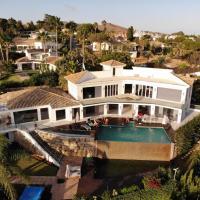 Large Luxury Villa Marbella with Amazing Sea Views