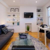 Charming 1 bed flat close to Fulham Broadway Tube