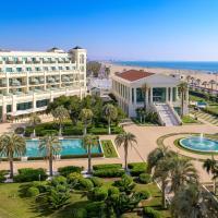 Las Arenas Balneario Resort, hotel di Valencia
