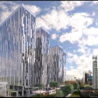 Luxury 1 bed Apartment @ Manchester Tower, Media City, Salford Quays, Manchester