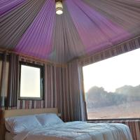 Wadi Rum Legend camp