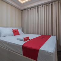 RedDoorz Apartment @ Grand Asia Afrika