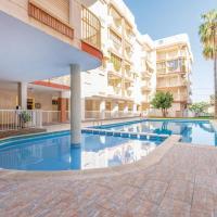 Beautiful apartment in Oropesa del Mar w/ Outdoor swimming pool, Outdoor swimming pool and 2 Bedrooms