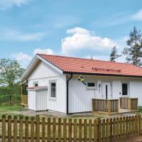Awesome home in Målilla w/ 2 Bedrooms