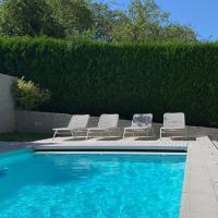 Magnifique maison a Deauville avec piscine